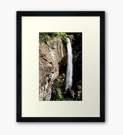 Preston Falls Framed Print