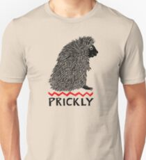 Prickly Porcupine Unisex T-Shirt