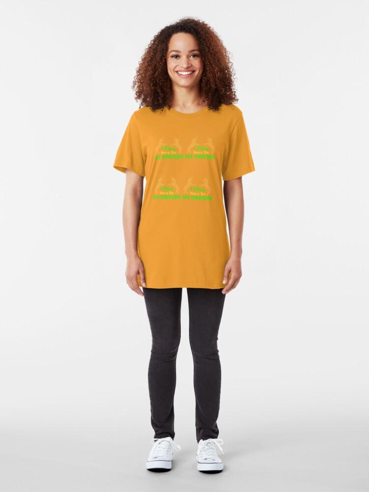 Alternative Ansicht von 414fe7bffaec2415 2x2 Slim Fit T-Shirt