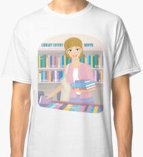 February - Library Lovers' Month Classic T-Shirt