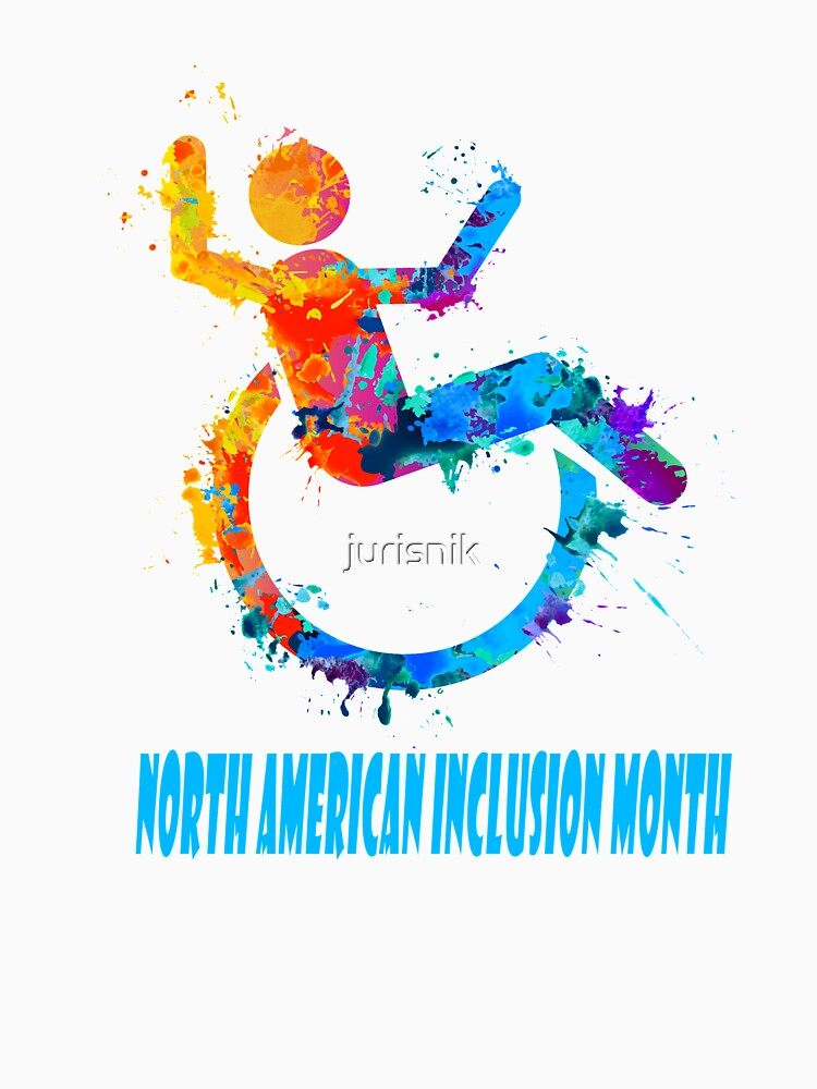 February - North American Inclusion Month von jurisnik