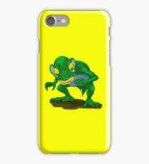 Gollum is here! iPhone Case/Skin