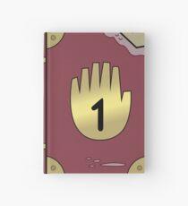 Cuaderno de tapa dura Gravity Falls // Journal 1