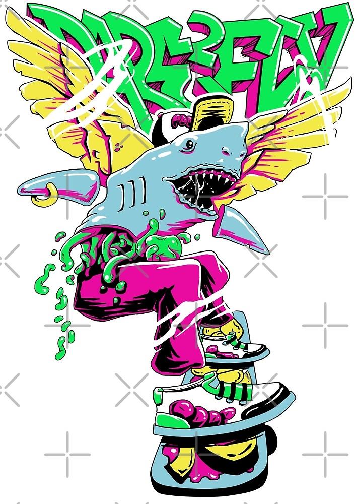 Dare to Fly by vincenttrinidad