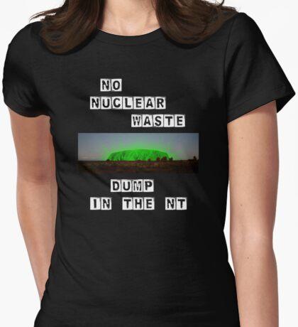 No Nuke Dump in the NT: Block T-Shirt