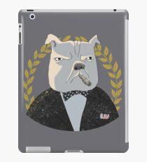Winston iPad Case/Skin