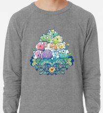 Sudadera ligera Montón de alcancía en flor