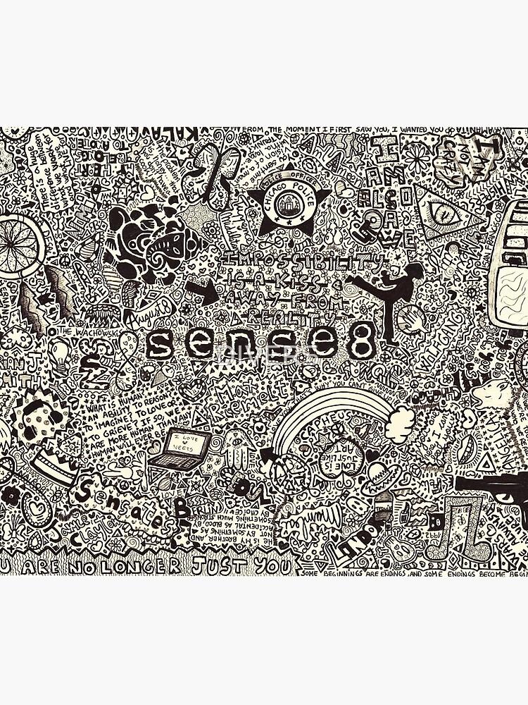 Sense8 :) von DIVERS