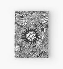 Cuaderno de tapa dura Supernatural