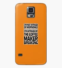Morning Coffee - No Worries Case/Skin for Samsung Galaxy