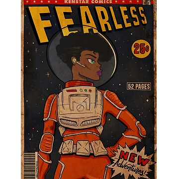 Fearless by kdigraphics