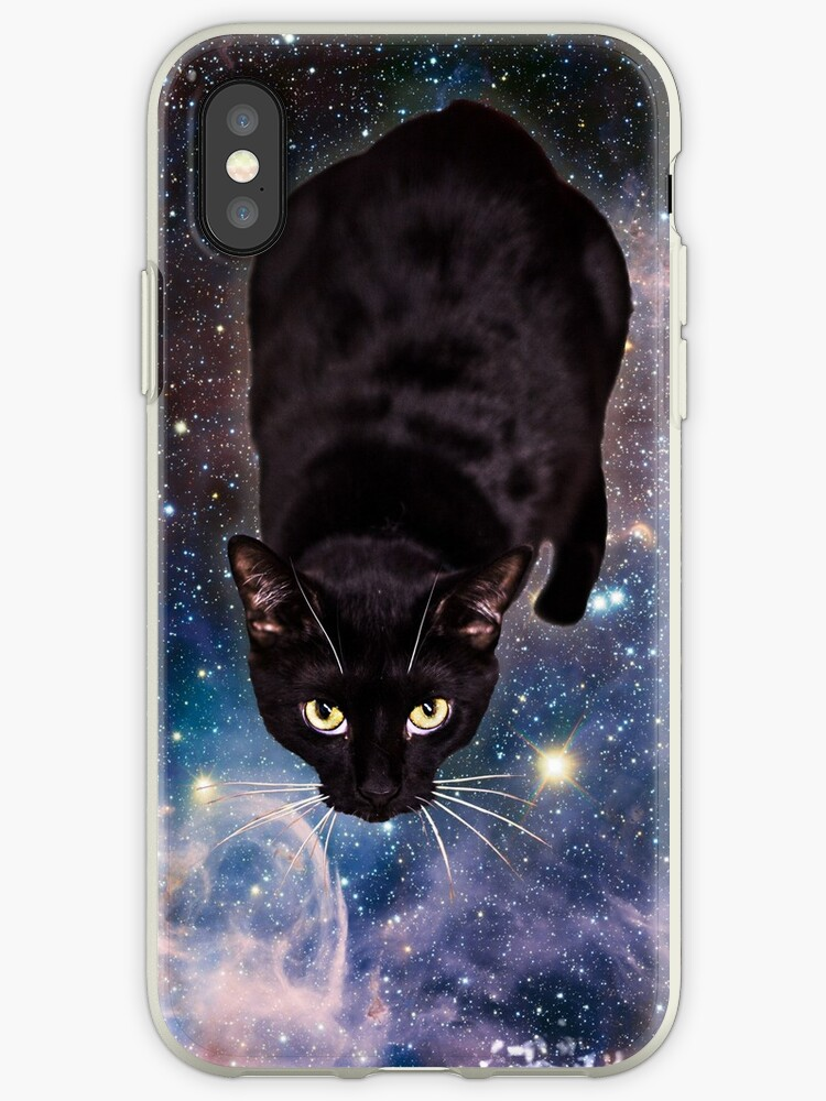 Space Cat 2  by Sara Martin