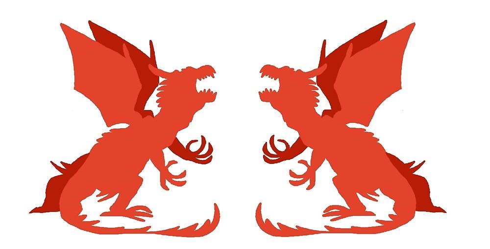Double Dragon *Read desc. please by InsanityRaptor
