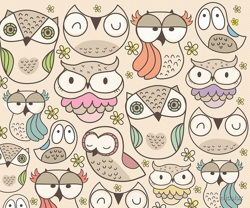 cute owl backgrounds tumblr - photo #18