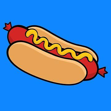 Hot Diggity Dog! by CodeytheArtist