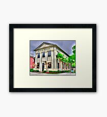 Architectural Photographs Framed Print
