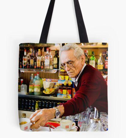 Café Testaccio Tote Bag