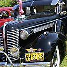 1938 Buick; Vietnam Veterans Day Car Show, Cal High, Whittier, CA USA by leih2008