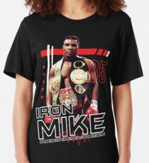 MIKE TYSON Slim Fit T-Shirt