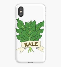 Kale iPhone Case