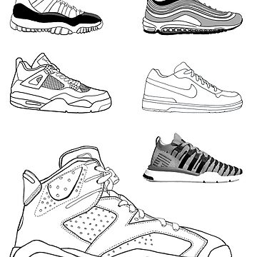 Training Shoes (Sneakers) by procrest