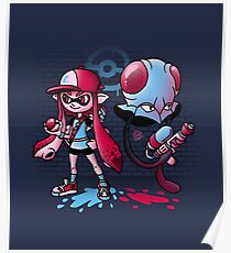 Inkling Trainer // Collaboration with Drew Wise Poster