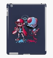 Inkling Trainer // Collaboration with Drew Wise iPad Case/Skin