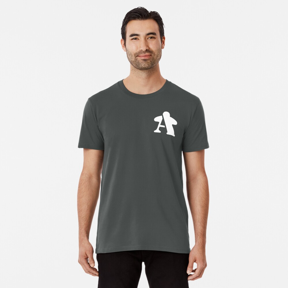 BGA Meeple - White Premium T-Shirt