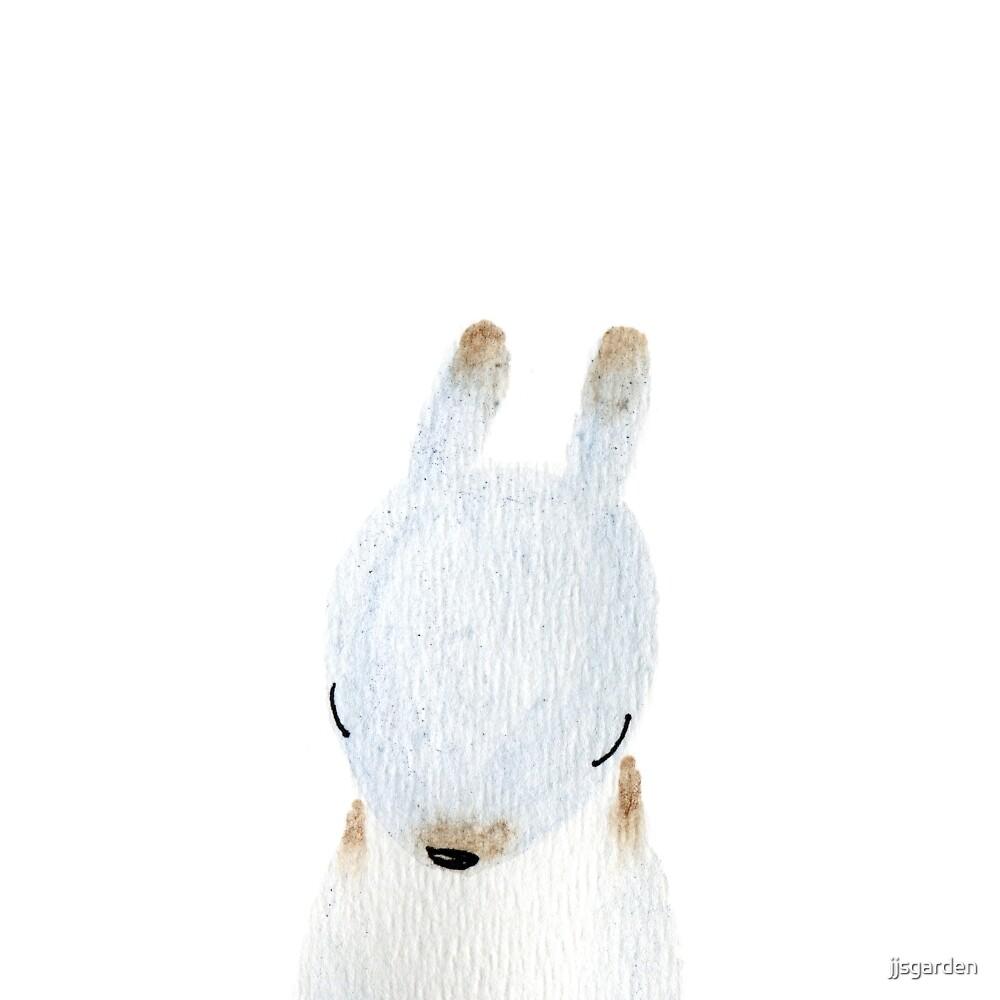 Dear Bunny by jjsgarden