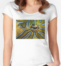 Eye-Liner Women's Fitted Scoop T-Shirt