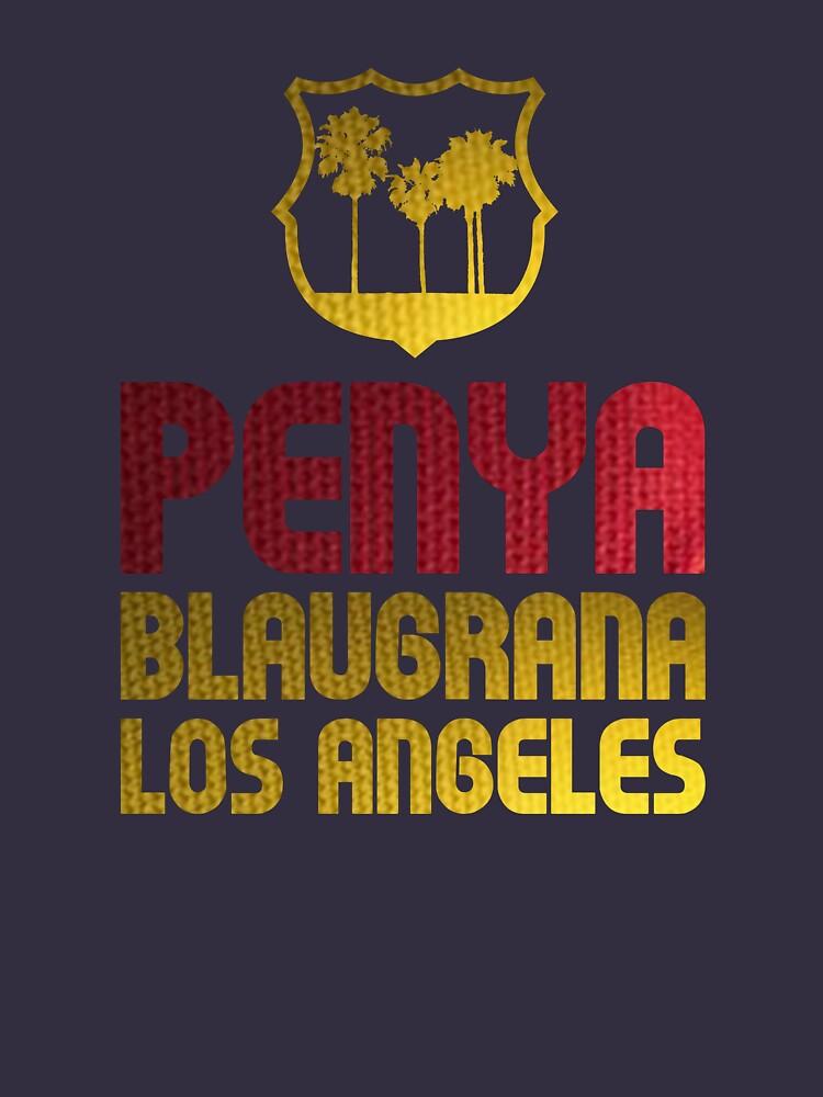 Penya Blaugrana Los Angeles by soccerjoe