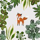 Pflanze & Fuchs von Kakel