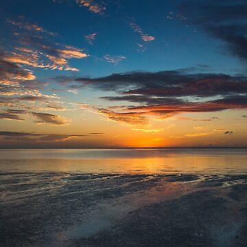 Summer sunrise III by CarlaSophia