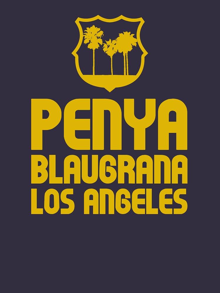 Penya Blaugrana Los Angeles 2 by soccerjoe