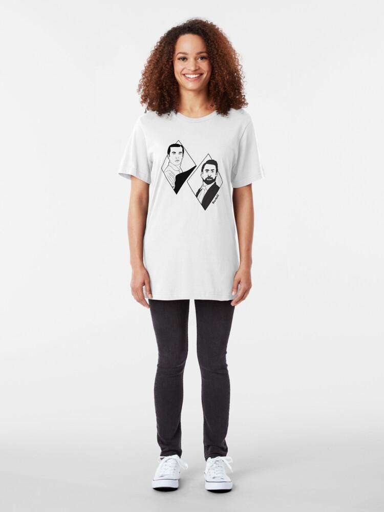 Alternate view of Tribute Slim Fit T-Shirt