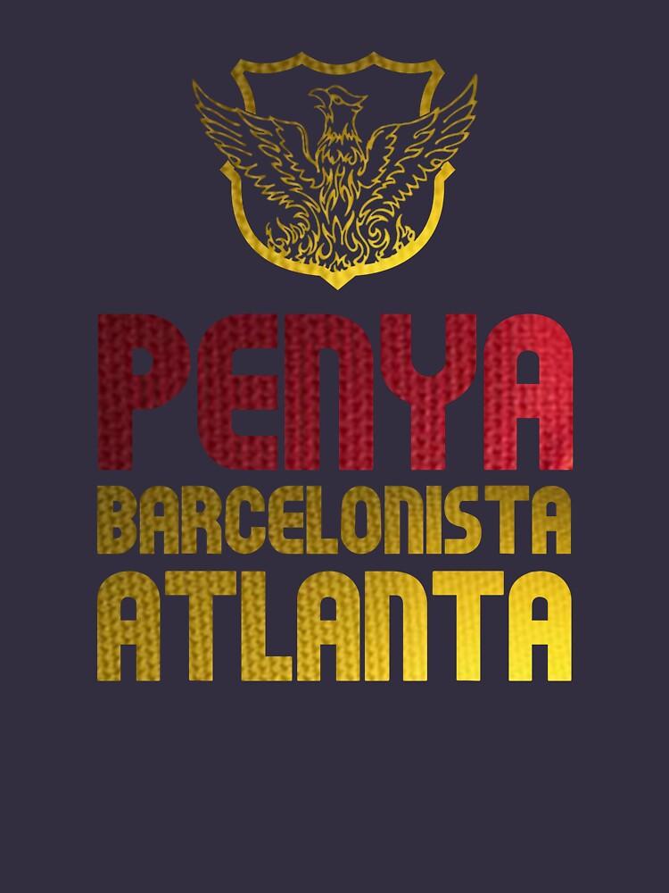 Penya Barcelonista Atlanta by soccerjoe