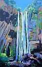 Queen Mary Falls  by Virginia McGowan