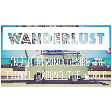 Wanderlust by brownpeanuts