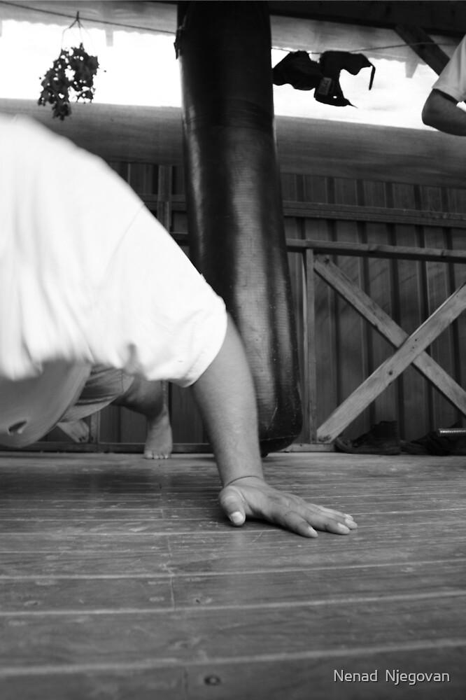 training #4 by Nenad  Njegovan