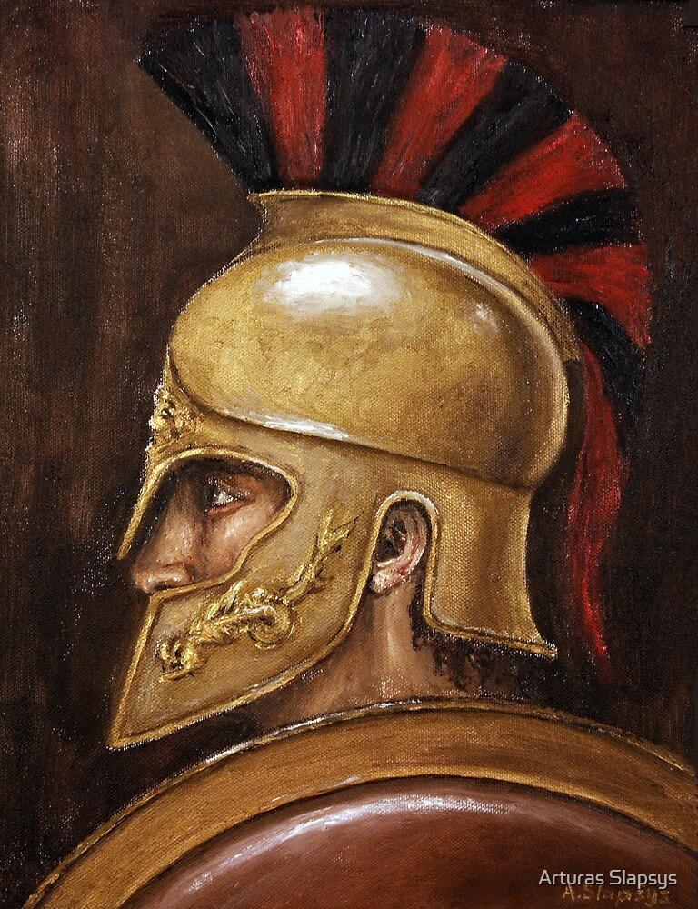 quotachilles mythological greek heroquot by arturas slapsys