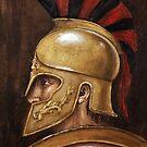 Achilles  (Mythological Greek hero) by Arturas Slapsys
