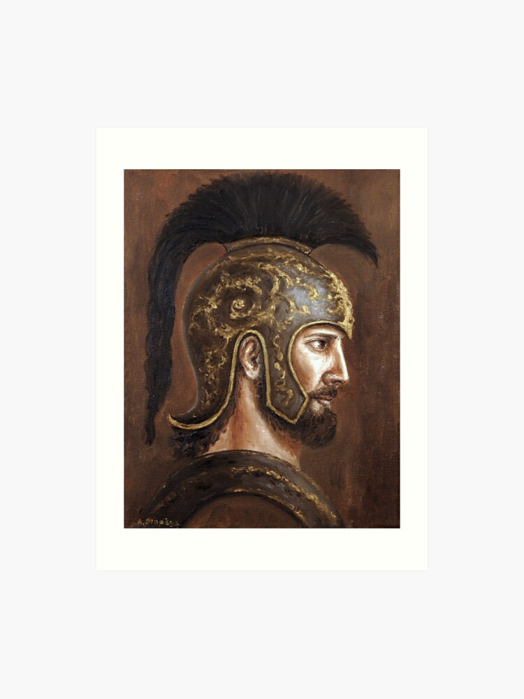 Hector (Prince of Troy) | Art Print