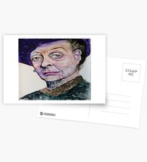Minerva McGonagall Postkarten