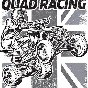 United Kingdom Quad ATV by offroadstyles