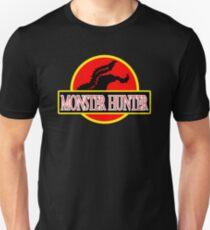 Jurassic Hunter Unisex T-Shirt