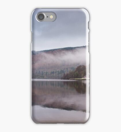 Kenmore reflection, Perthshire, Scotland iPhone Case/Skin