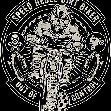 Speed Rebel Dirt Biker by offroadstyles