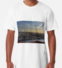 View over Vila Nova de Gaia Long T-Shirt
