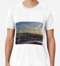 View over Vila Nova de Gaia Premium T-Shirt