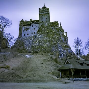 Castelul Bran by PeterCseke